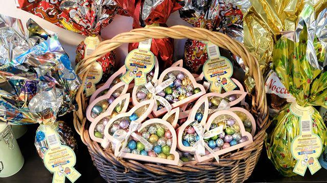 Basket of Sweet Treats