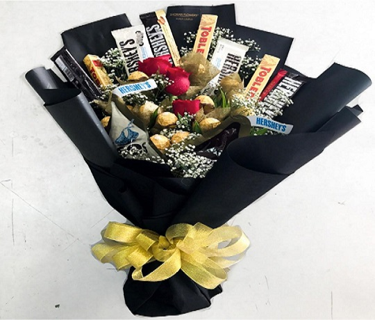 A Chocolate Bouquet
