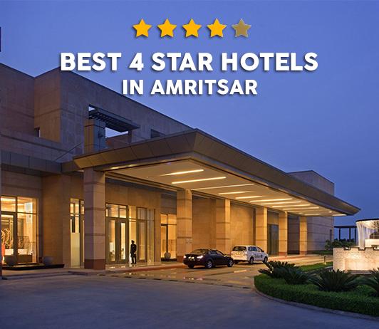 Best 4 Star Hotels In Amritsar