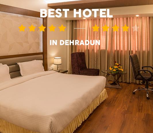 Best Hotels In Dehradun