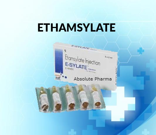 Ethamsylate: Uses, Dosage, Side Effects, Precautions & More