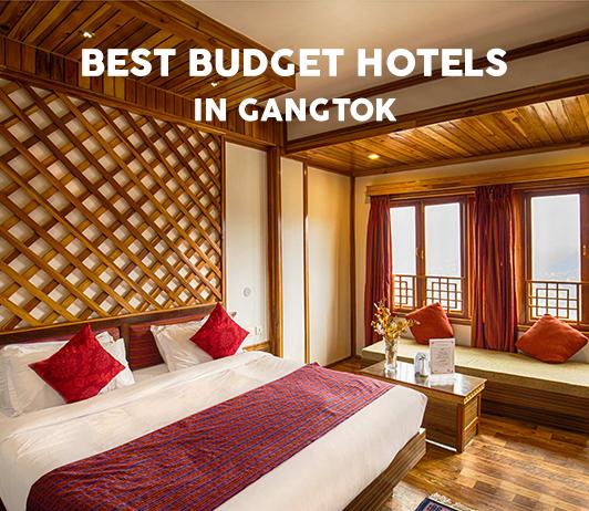 Best Budget Hotels In Gangtok