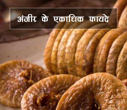 anjeer figs ke fayde nuksan benefits side effects in hindi