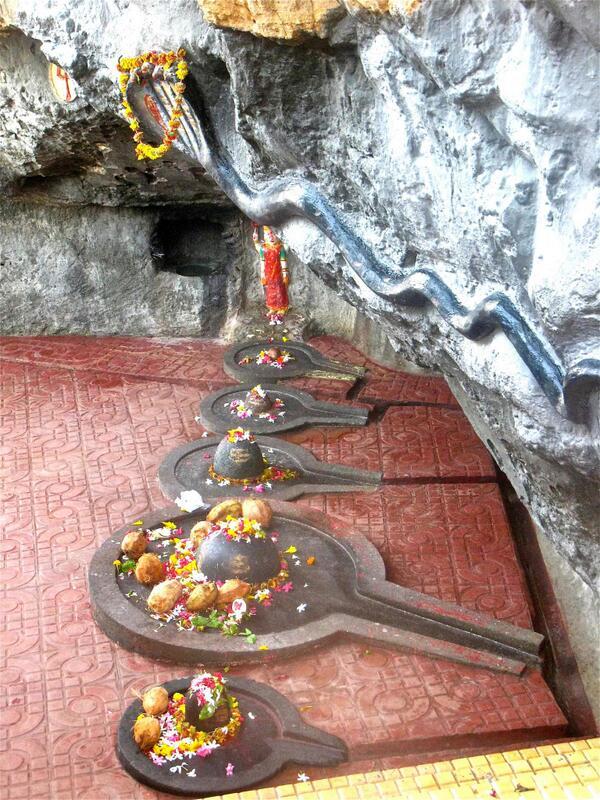 गंगेश्वर मंदिर दमन और दिउ में यात्रा के लिए सर्वोत्तम स्थान