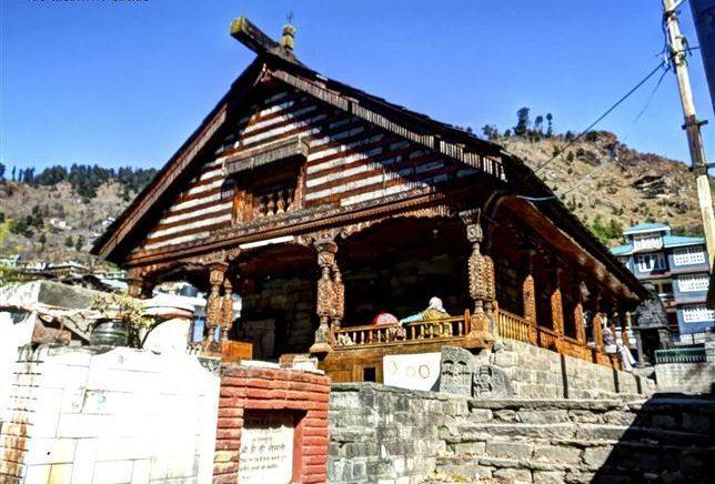 गायत्री मंदिर मनाली में जाने के लिए आकर्षक जगह