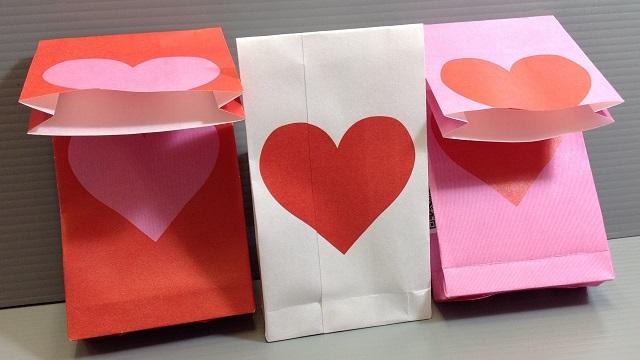 handmade shopping bags