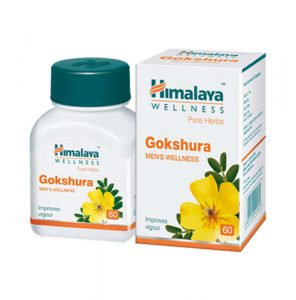 Himalaya Wellness Pure Herbs Gokshura Men's Wellness Tablet