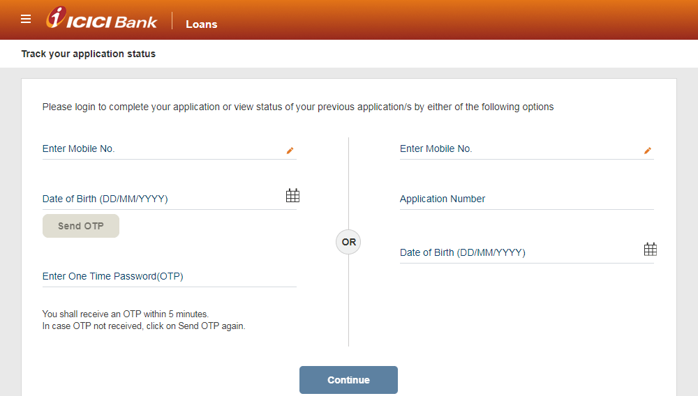 Icici Credit Card Status Check How To Track Icici Bank Credit Card Application Status