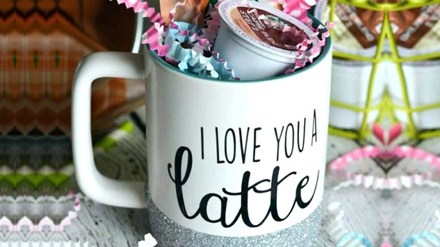 Self-Designed Coffee Cup