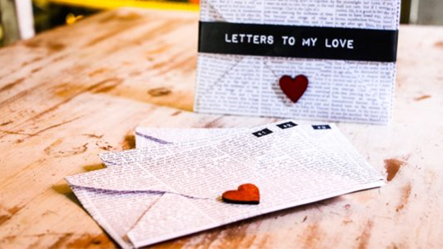 Letters to Express Your Everlasting Love