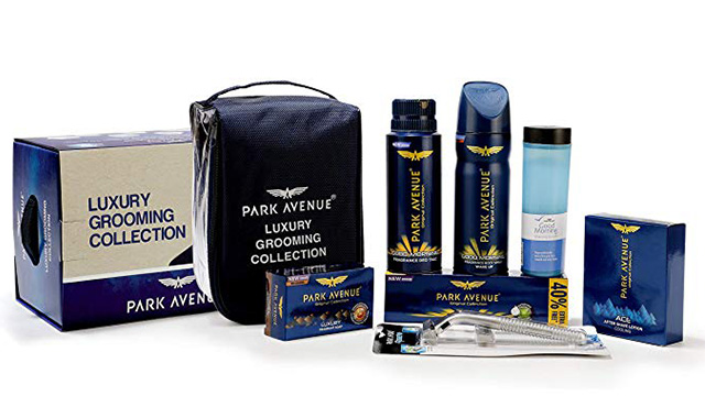 Park Avenue Luxury Grooming Kit for a New Look