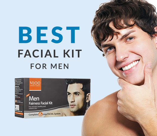 men facial kit