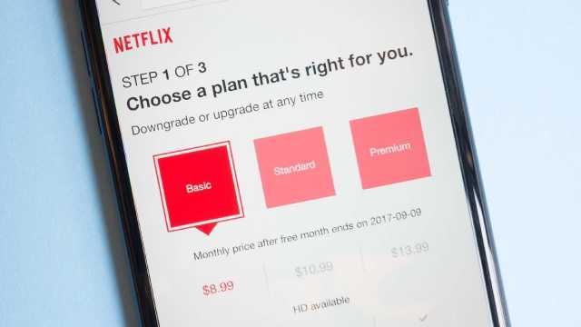 Netflix Subscription For the Binge Watcher