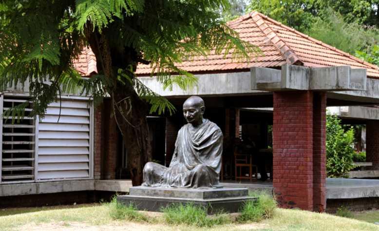 साबरमती आश्रम अहमदाबाद में जाने के लिए अद्भुत जगहें