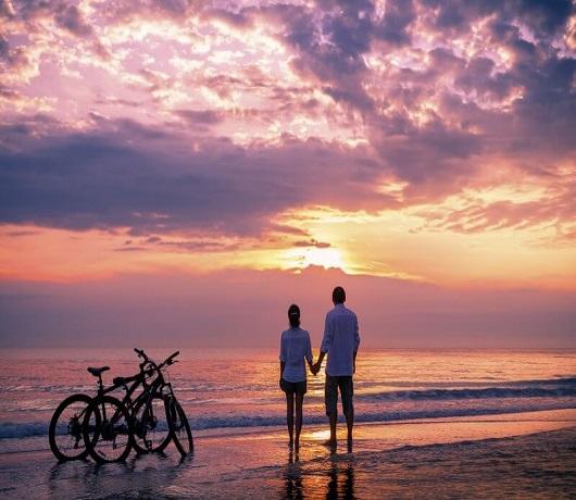 A Romantic Trip for Rejuvenation