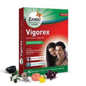 Zandu Vigorex Price
