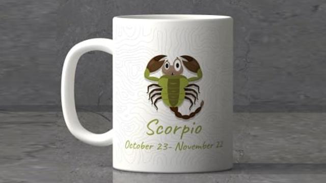 Sun Sign Birthday Mug