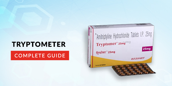 Tryptomer 10 MG Tablet: Uses, Dosage, Side Effects, Price, Composition & 20 FAQs