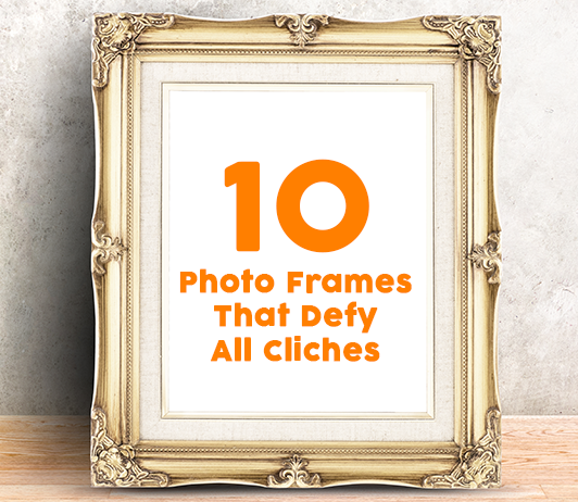 Best Photo Frames in India That Defy All Clichés