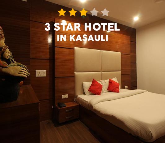 Best 3 Star Hotels In Kasauli