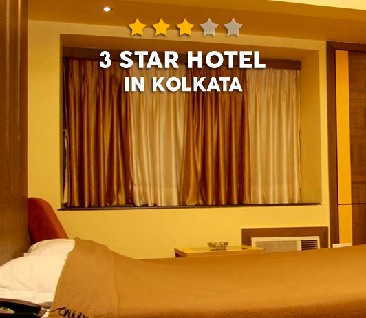 Best 3 star Hotels In Kolkata