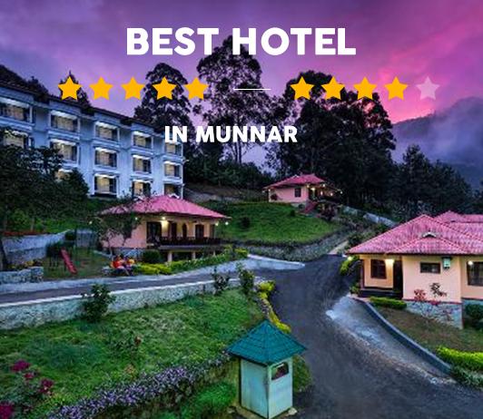 13 Best Hotels in Munnar