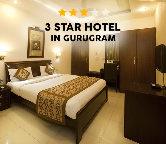Best 3 Star Hotels In Gurugram