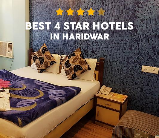 Best 4 Star Hotels In Haridwar
