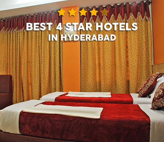 Best 4 Star hotels In Hyderabad