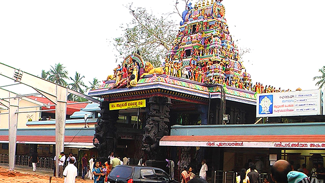 Attukal-Bhagavathy-Temple
