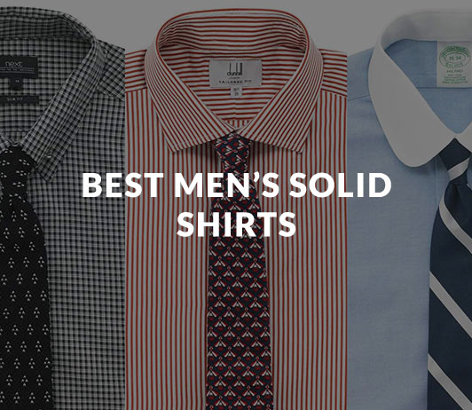 Best_Mens_Solid_Shirts