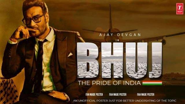 Bhuj Ajay Devgan