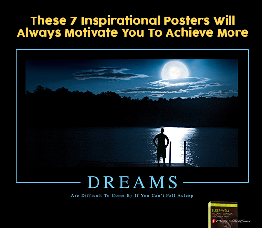 Best inspirational posters and motivational posters