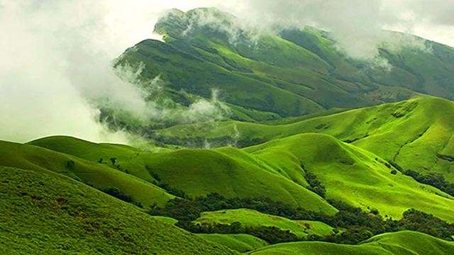 Chikmagalur - Beautiful Hill in Karnataka