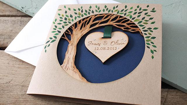 Custom Made Greeting Card