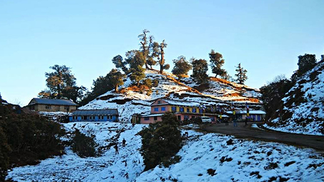 Daman - Snowy Nepal Hill Station