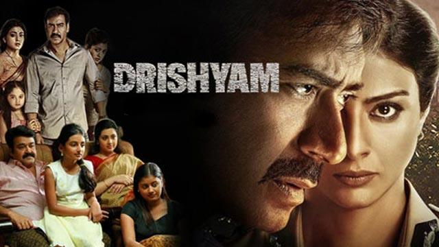 Drishyam Ajay Devgan