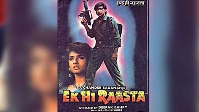 Ek-Hi-Raasta Ajay Devgan