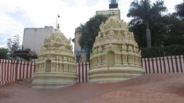 famous shiva temples in Bangalore