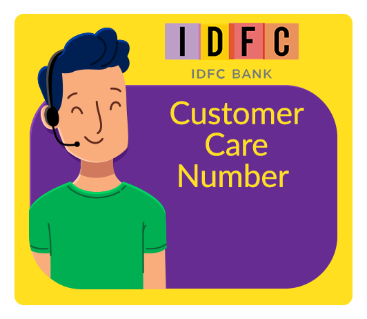 IDFC Bank Customer Care Number