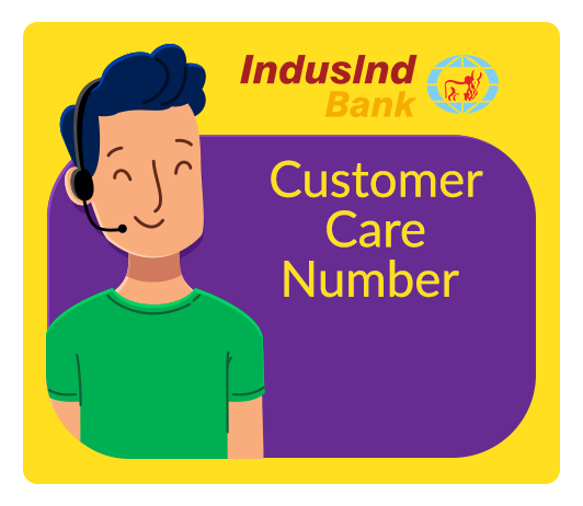 IndusInd Bank Customer Care Number