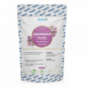 HealthVit Jatamansi (Nardostachys Jatamansi) Powder