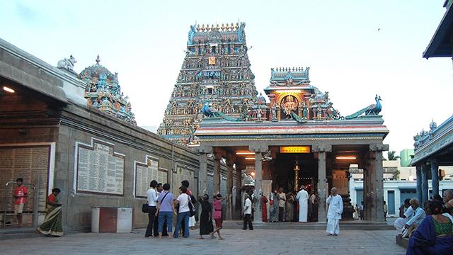Kapaleshwarar-Temple