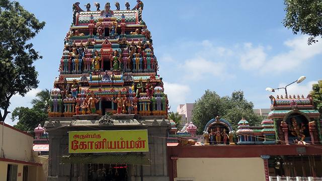Koniamman-Temple