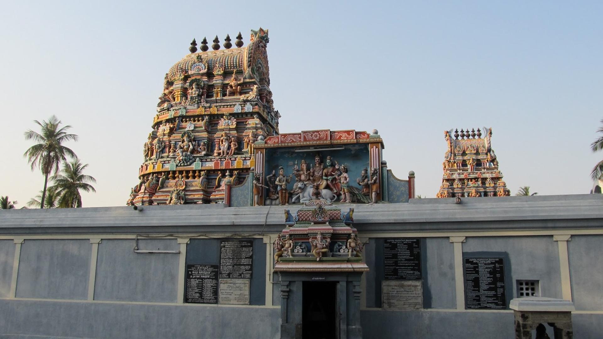 Kovur-Sri-Sundhareswarar