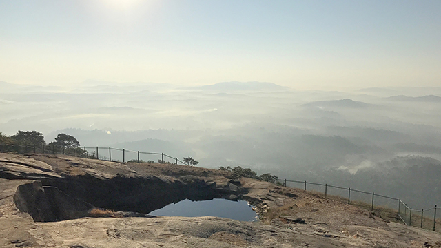 Kundadri Hills - Relaxing Hill Station in Karnataka