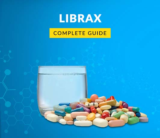 Librax: Uses, Dosage, Side Effects, Precautions, Price & More