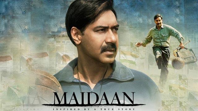 Maidaan Ajay Devgan