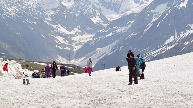 Manali, Himachal Pradesh - Popular Hill Station In Himachal Pradesh