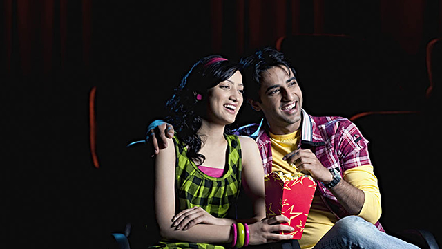 Romantic Movie date for a Day Out
